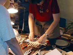 Martha Wetherbee Workshop 2002