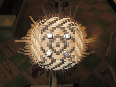JoAnn Kelly Catsos Basketry Workshop 2011