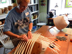 Eric Taylor Basket Workshop 2012
