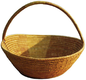 [Aborigine Basket]
