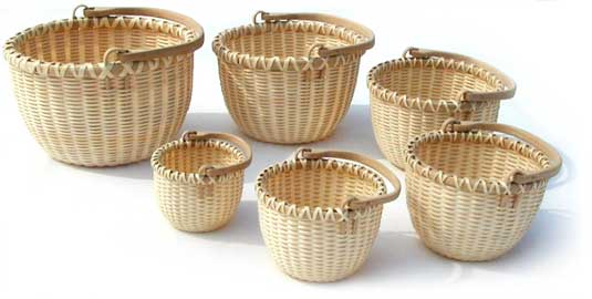 [Alice Odgen Nesting Basket Set]