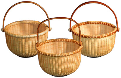 [5 in. Round Baskets]