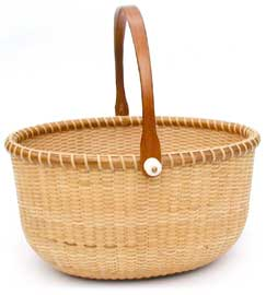 [9 in. Oval Basket]