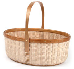 Cottage Carrier Basket