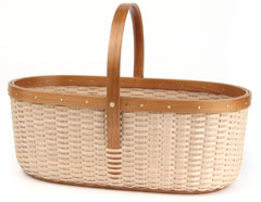 Cottage Mail Basket