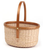 Cottage Cruet Basket