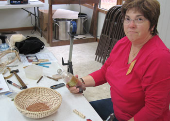 JOANN KELLY CATSOS JOHN C. CAMPBELL FOLK SCHOOL WORKSHOP