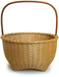 [Shaker Fruit Basket]