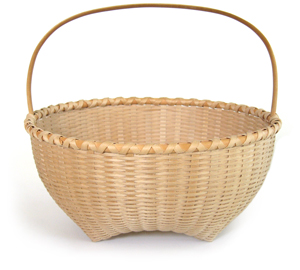 [Shaker Low Fruit Basket]