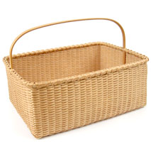 [Medium Shaker Tatting Basket]