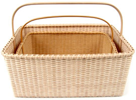 [Shaker Tatting Baskets]