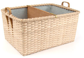 [1/2 Scale Shaker Woodchip Basket]